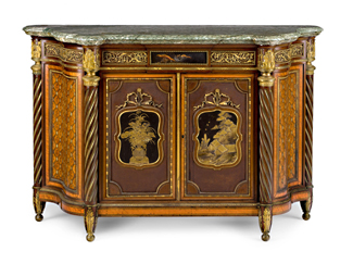 Perth buyer ratchets up the d 39 appui antiques reporter for Chinese furniture for sale sydney