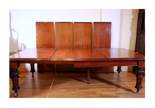 Auction habitués must have thought the boom times for Victorian furniture had returned on Sunday 12 February when Philips Auctions in Melbourne sold a Victorian mahogany extension table for $12,000 hammer, even if it was only $2,000 above the low estimate.